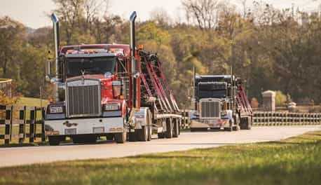 Landstar Heavy/Specialized Services